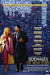 Sidewalks of New York movie poster