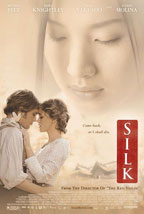 Silk movie poster