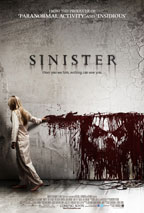 Sinister preview