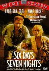 Six Days, Seven Nights movie poster