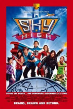 Sky High movie poster