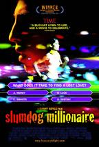 Slumdog Millionaire movie poster
