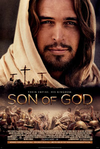 Son of God movie poster