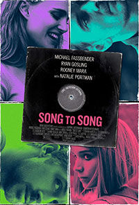 Song to Song movie poster