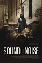 Sound of Noise movie poster