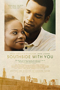 Southside with You movie poster