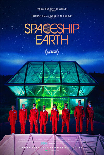 Spaceship Earth movie poster