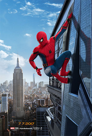 Spider-Man: Homecoming preview