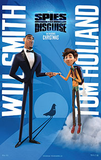 Spies in Disguise preview