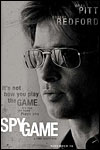 Spy Game movie poster