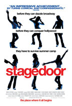 Stagedoor movie poster