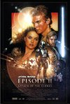 Star Wars: Episode II: Attack of the Clones movie poster