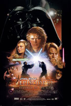 Star Wars: Episode III: Revenge of the Sith movie poster