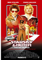 Starsky and Hutch movie poster