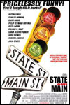State and Main movie poster