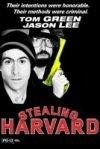 Stealing Harvard movie poster