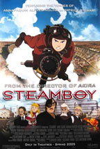 Steamboy preview