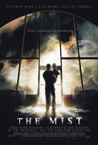Stephen's King The Mist movie poster
