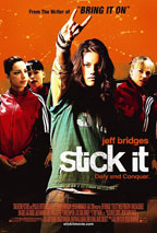 Stick It movie poster