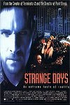 Strange Days movie poster