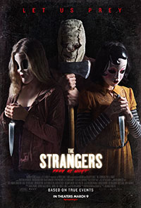 Strangers: Prey at Night movie poster