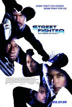 Street Fighter: The Legend of Chun Li movie poster