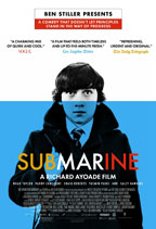 Submarine movie poster