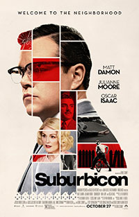 Suburbicon movie poster