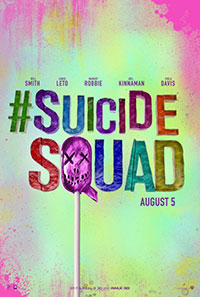 Suicide Squad preview