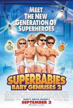 Super Babies: Baby Geniuses 2 movie poster