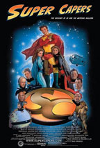 Super Capers movie poster