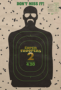 Super Troopers 2 preview