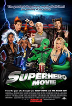 Superhero Movie preview