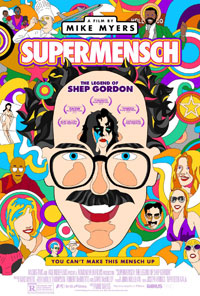 Supermensch: The Legend of Shep Gordon preview