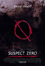 Suspect Zero movie poster