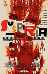 Suspiria movie poster