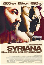 Syriana movie poster