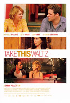 Take This Waltz movie poster