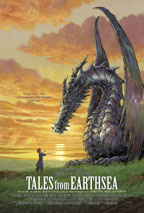 Tales from Earthsea preview