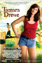 Tamara Drewe movie poster
