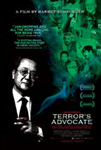 Terror's Advocate movie poster
