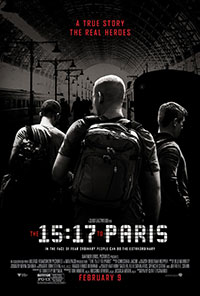 The 15:17 to Paris preview