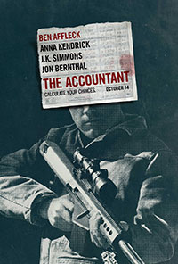 The Accountant preview