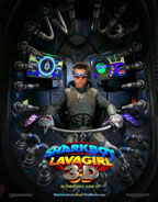 The Adventures of Shark Boy and Lava Girl in 3-D movie poster