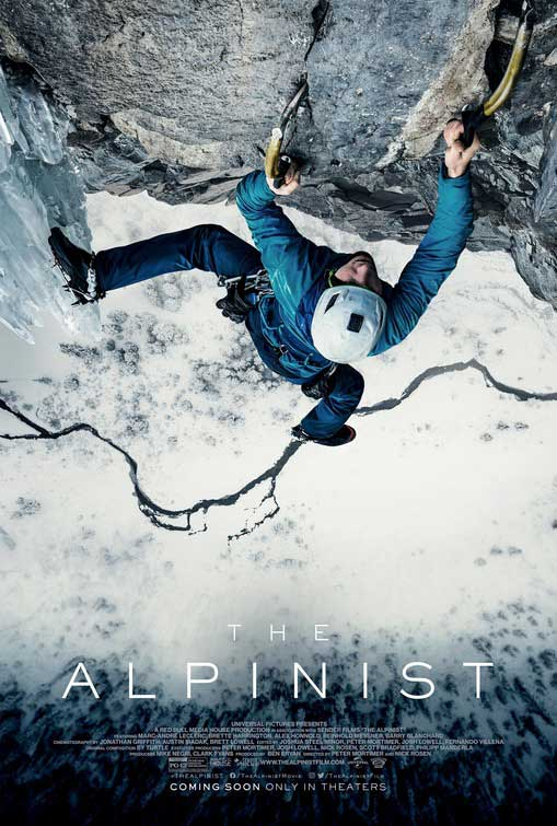 The Alpinist movie poster