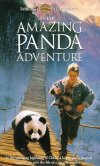 The Amazing Panda Adventure movie poster