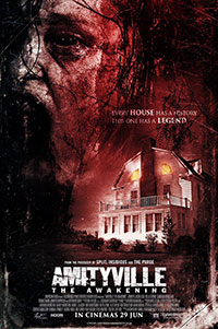 Amityville: The Reawakening movie poster