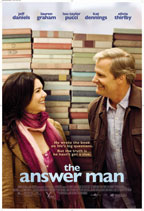 The Answer Man movie poster