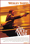 The Art of War movie poster