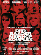 The Baader Meinhof Complex movie poster